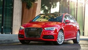 Audi a3 usata rossa